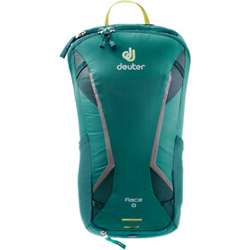 Deuter Race Selkäreppu 8L, alpinegreen/forest